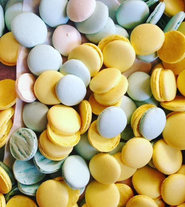 macarons-amarillos