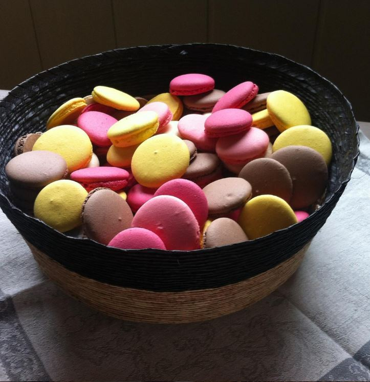 miininiiii-macarons