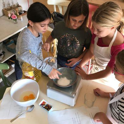 Talleres de cocina con Claradou