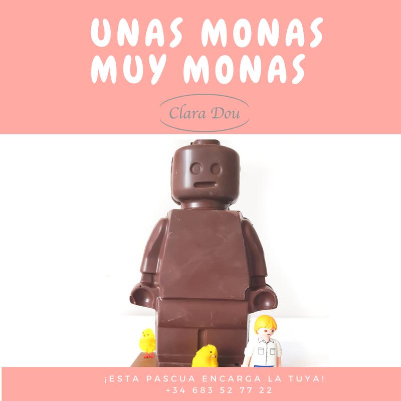 Monas de Pascua Claradou